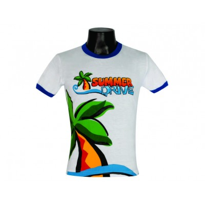 Camiseta Gola Careca - GC01