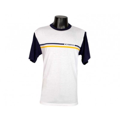 Camiseta Gola Careca - GC12