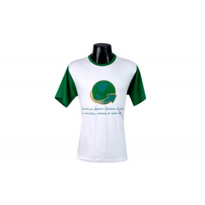CAMISETA GOLA CARECA - GC19